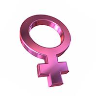 Kvinnosymbolen