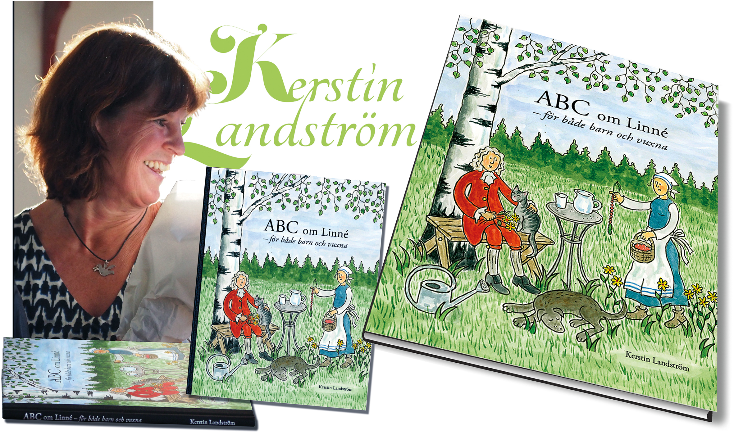 Kerstin Landström >> ABC om Linné