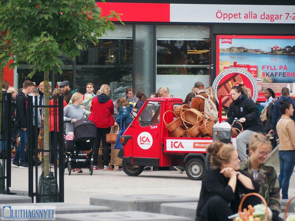 Skordefest: Mimmi Ekholms plats
