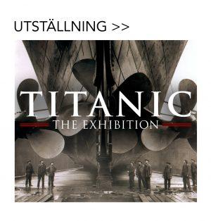 I sommar lägger utställning om Titanic till i Svartbäcken