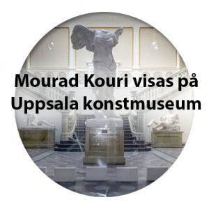 Mourad Kouri – Ua kommuns första ateljéstipendiat visas på Uppsala konstmuseum