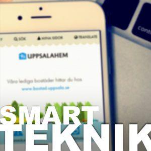 """Uppsalahem: """"Färre blanketter och smartare tjänster"""""""