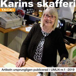 Karins skafferi – Tack för den här tiden!