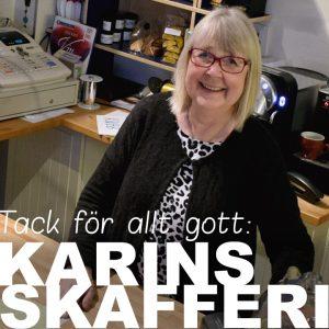 Karins Skafferi stänger efter tio år