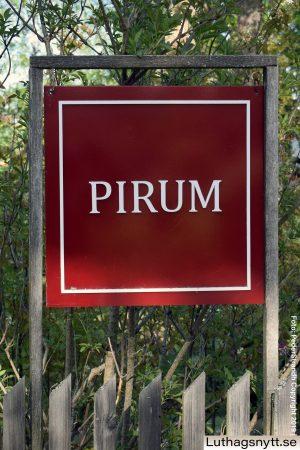 VI BESÖKER: Pirum – en pärla i öst