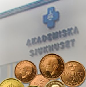 Akademiska sjukhuset får tre år på sig att nå ekonomisk balans