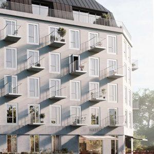 Kommunens första markförsäljning för bostadsrätter på två år
