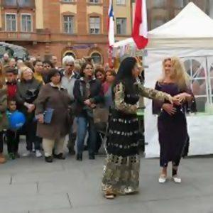 KulturNatten 2019: Multikulturföreningen på Stora torget
