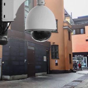 Uppsala kommun nöjer sig inte med begränsat tillstånd för kamerabevakning