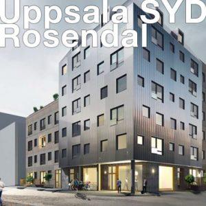 Sveafastigheter bygger hyresrätter i Rosendal