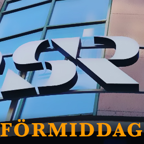Redaktör'n Peder Strandh gästar P4 Upplands radioprogram Förmiddag