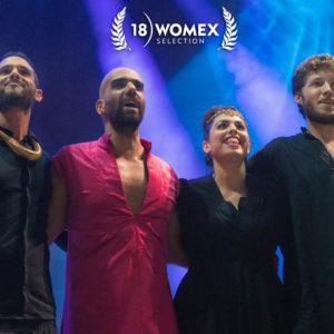 LiVE! | Gulaza – ett soundtrack till kvinnornas berättelser