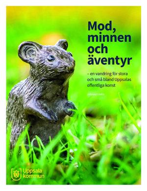 Ny bok om Uppsalas offentliga konst