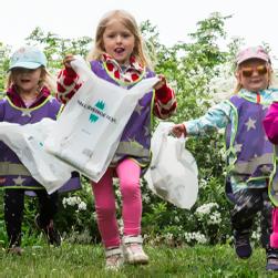SKOLA/MILJÖ | Årets Skräpplockardagar drar igång – hundratusentals barn plockar skräp