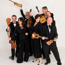 LiVE! | The Ukulele Orchestra of Great Britain till Uppsala 6 mars!