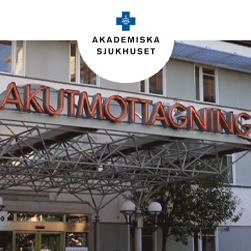 SJUKVÅRD | Akademiska sjukhuset permanentar snabbspår från akuten
