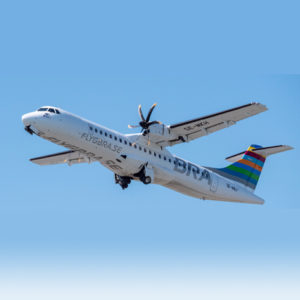 RESA | Flygbolaget BRA drar ned flygtrafiken till en samhällskritisk lägstanivå