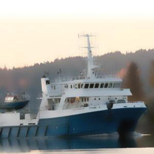 ÖSTERSJÖN | SGU:s fartyg klart för ytterligare tjugofem års undersökningar