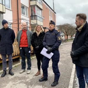 Handlingsplan för ökad trygghet i Gränby och Kvarngärdet