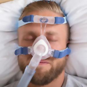 SÖMN | Telemedicinsk uppföljning effektivt vid sömnapnébehandling