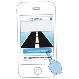 """Riksförbundet M Sverige JO-anmäler Transportstyrelsens app """"Mina fordon"""""""