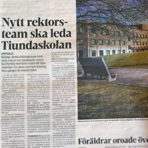 SKOLA | Svidande kritik mot Tiundaskolan i dagens UNT