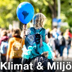 KLIMAT & MILJÖ | Sveriges klimatmål långt ifrån tillräckliga för att klara Parisavtalet