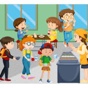 LIVSMEDELSVERKET: Ungdomar äter nyttigare i skolan än hemma