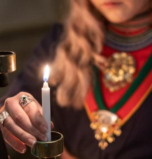 SAMHÄLLE | Möjligt att gifta sig och fira gudstjänst på sitt eget språk