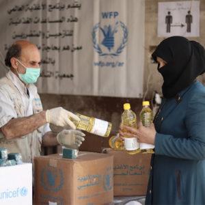 COVID-19 | Nu ska FN stödja det största antalet hungriga människor någonsin