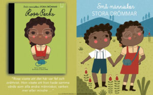 BARNBÖCKER | Ny bok om Rosa Parks lär barn om allas lika rättigheter