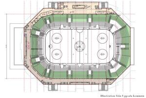 UPPSALA • GRÄNBY | Så kommer den nya issports-arenan att se ut