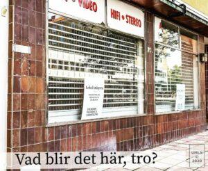UMLN nr. 4 | Butiksdöden i Uppsala city
