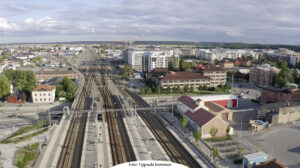JÄRNVÄGAR | Uppsala kommun utgår från att fyrspårsavtalet ligger fast