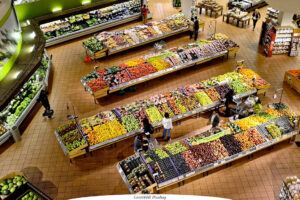 MILJÖ | Livsmedelsbutiker klarar skärpta krav från Bra Miljöval