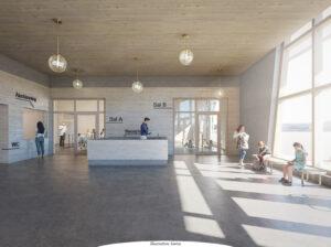 SAMHÄLLE | Uppsala kommun bygger idrottshall, bibliotek och kulturlokaler i Rosendal