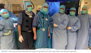 UAS | Först i Skandinavien med kateterburen operation av hjärtklaffar vid hormonproducerande cancer