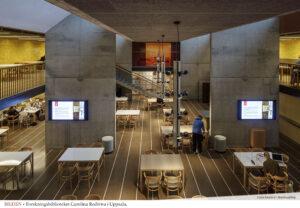 BELYSNING | Två Uppsalabyggnader är med i tävlan om årets ljuspris