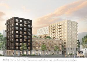 UPPSALA SYD | HMB får nytt bostadsprojekt i Uppsala