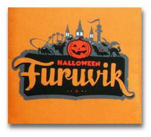 Furuviksparken laddar för Halloween 2019