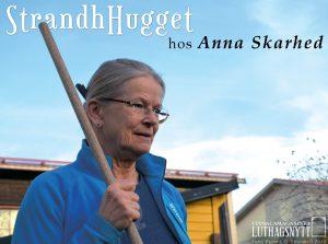 STRANDHHUGGET: Anna Skarhed – nu lämnar hon Stabby för Göteborg