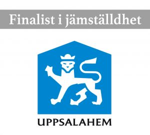 Uppsalahem i kommunens interna jämställdhetsfinal