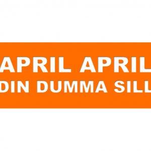 """Vår samtid – Det största april""""skämtet"""" hittills"""