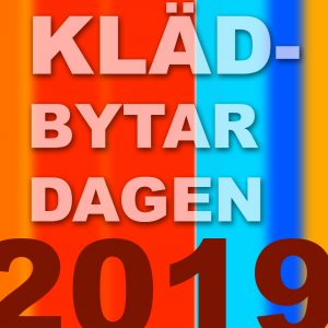 Den 6 april: Klädbytardagen
