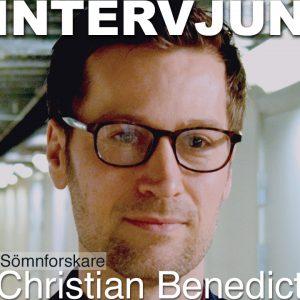 Christian Benedict är sömnforskaren som ser vaket på sömnen