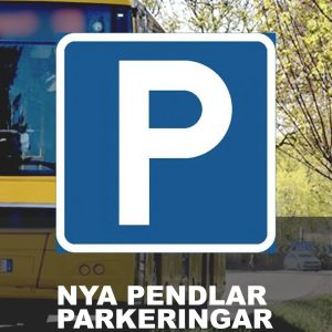 Fler pendlarparkeringar planeras i Uppsala kommun