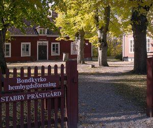 Stabby prästgård tilldelas Uppsala kommuns kulturarvspris 2019