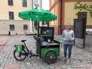 Destination Uppsala fortsätter att utveckla besöksmottagandet