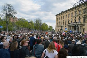 IGEN … | Valborgsfirandet i Uppsala ställs in