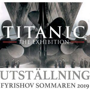 Rekordstart för Fyrishovs Titanicutställning